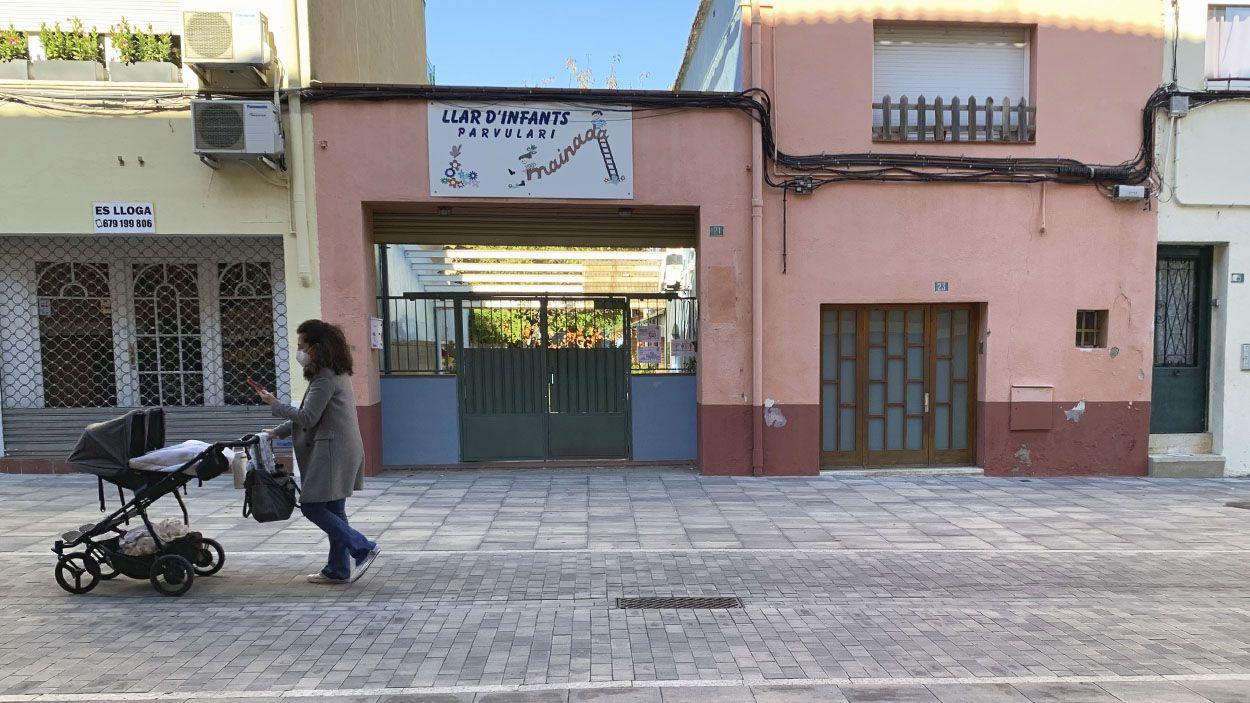 Imatge de la llar d'infants Mainada / Foto: Cugat Mèdia (Lluís Llebot)