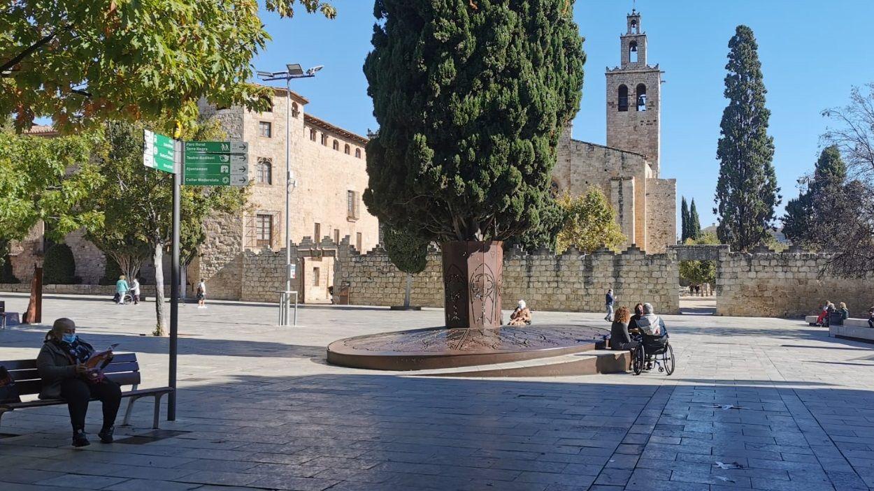 Sant Cugat té un índex de rebrot de 519 per cada 100.000 habitants / Foto: Cugat Mèdia