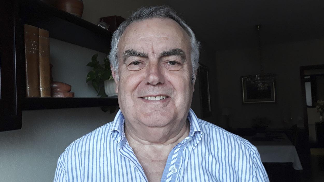 Salvador Masip: ''Volem apropar els ideals de la UNESCO a les escoles de Sant Cugat''