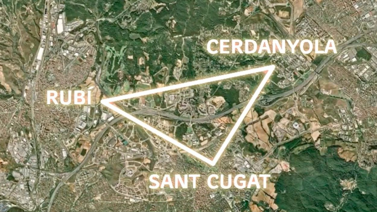 Imatge promocional del CIT entre els tres municipis / Foto: Ajuntament