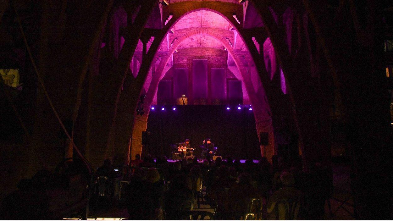 El Celler Modernista acollirà aquest nou espectacle del festival / Foto: Localpres