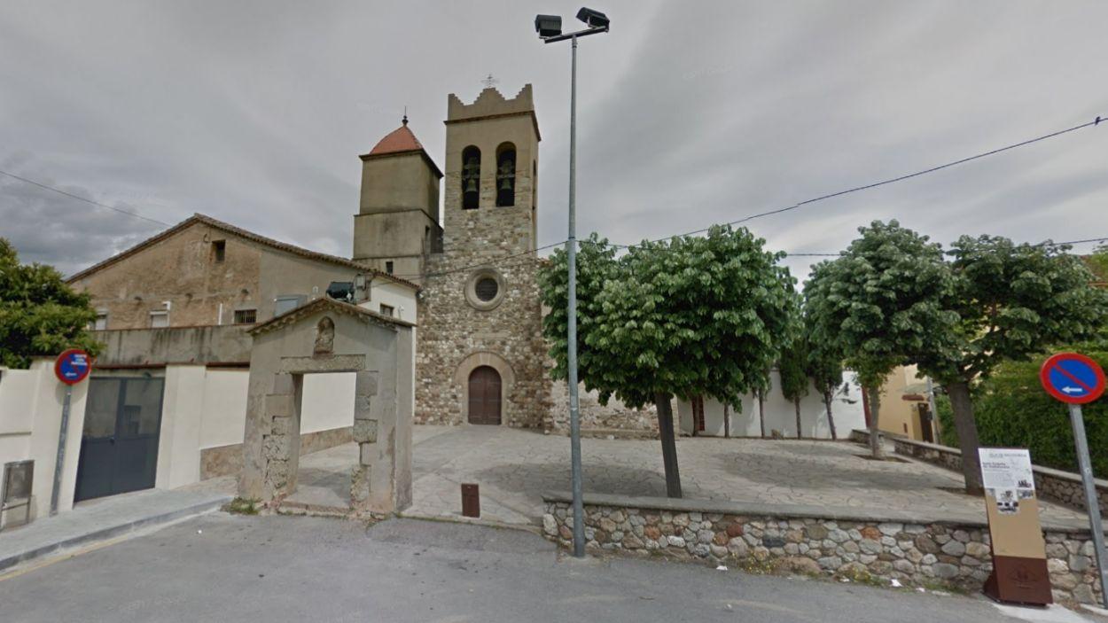 La Parròquia de Sant Cebrià / Foto: Google Maps