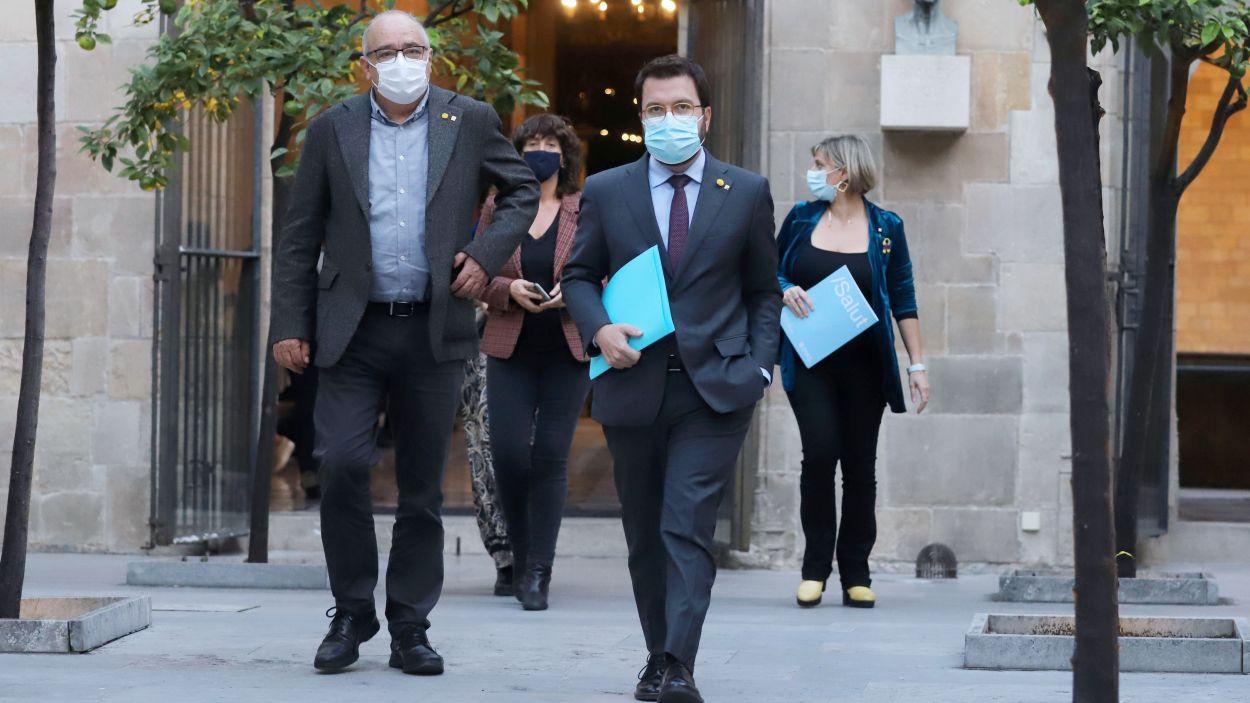 La Generalitat demanarà l'estat d'alarma / Foto: ACN