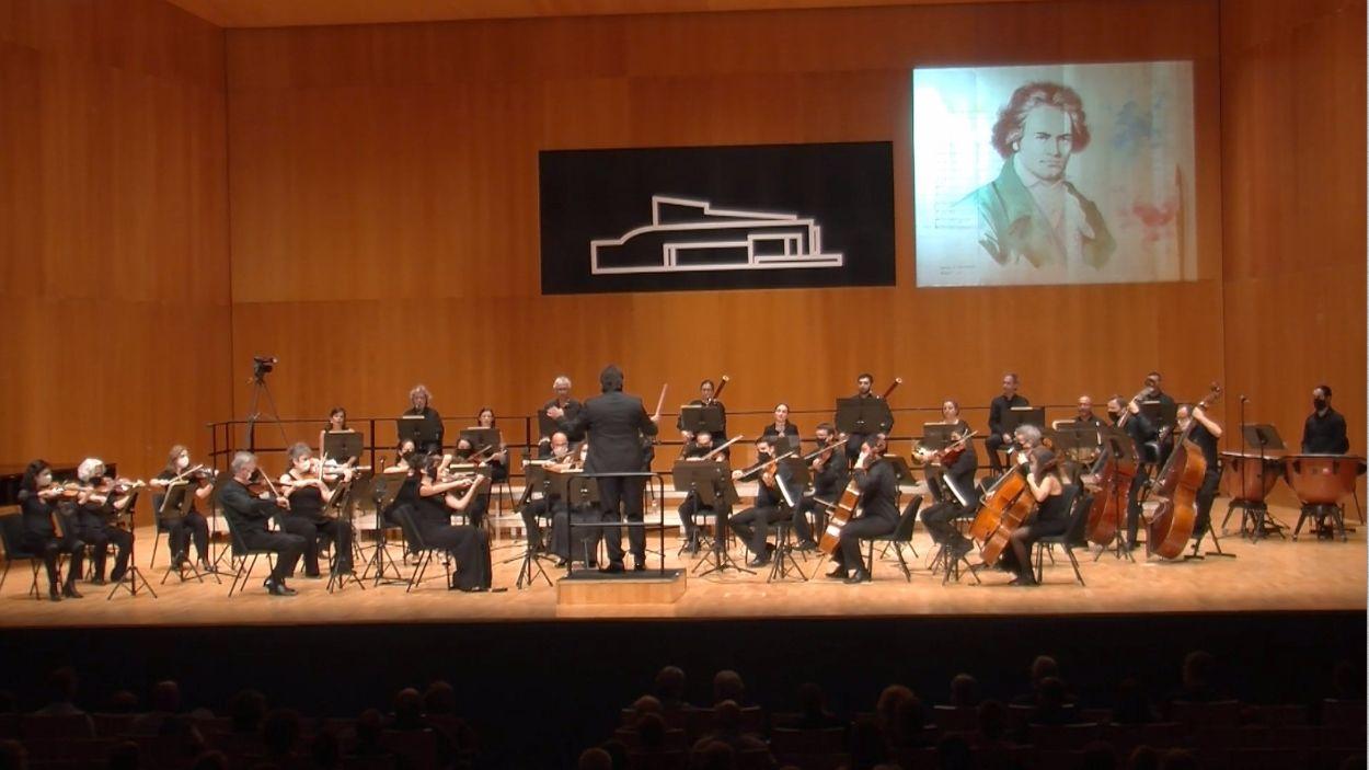 El concert ha tingut lloc al Teatre-Auditori Sant Cugat / Foto: Cugat Mèdia