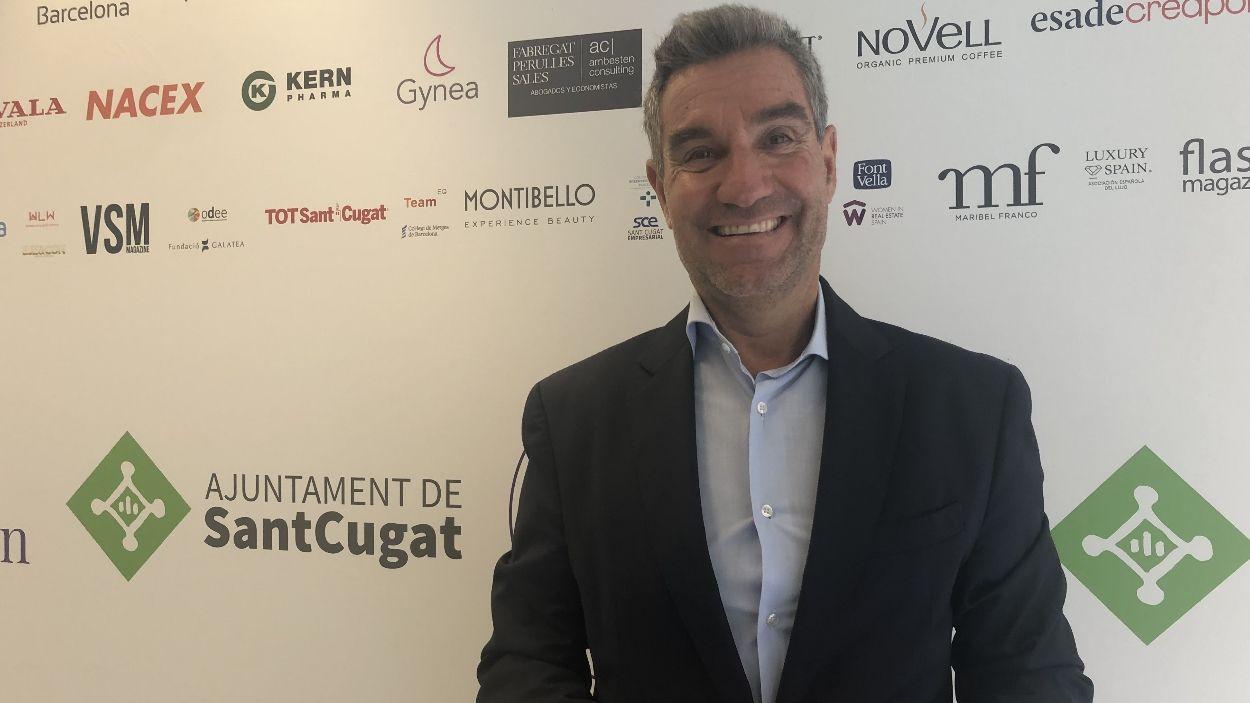 Ramon Aurell / Foto: Cugat Mèdia