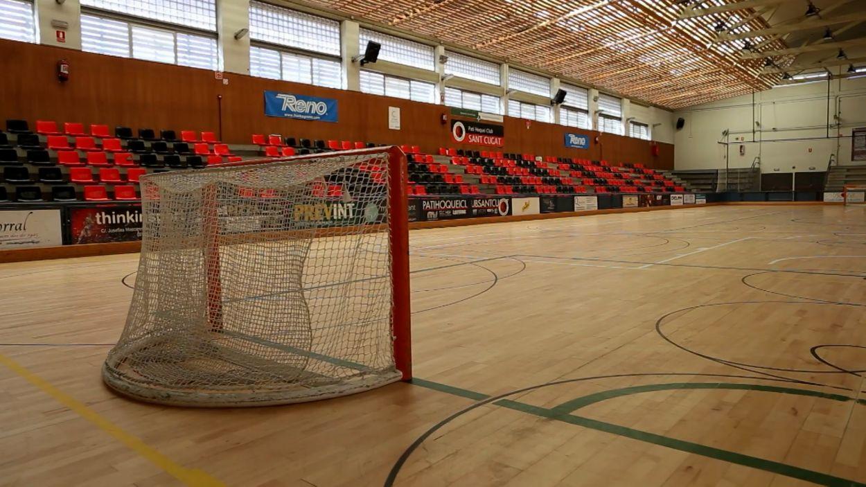 Els centres esportius han de tancar durant 15 dies / Foto: Cugat Mèdia (Lluís Llebot)