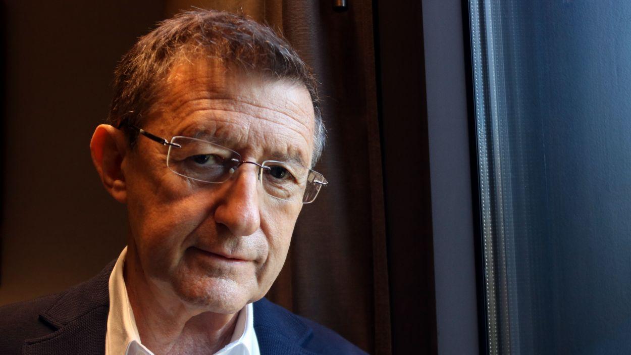 Fransesc Betriu, director de cinema / Foto: ANC