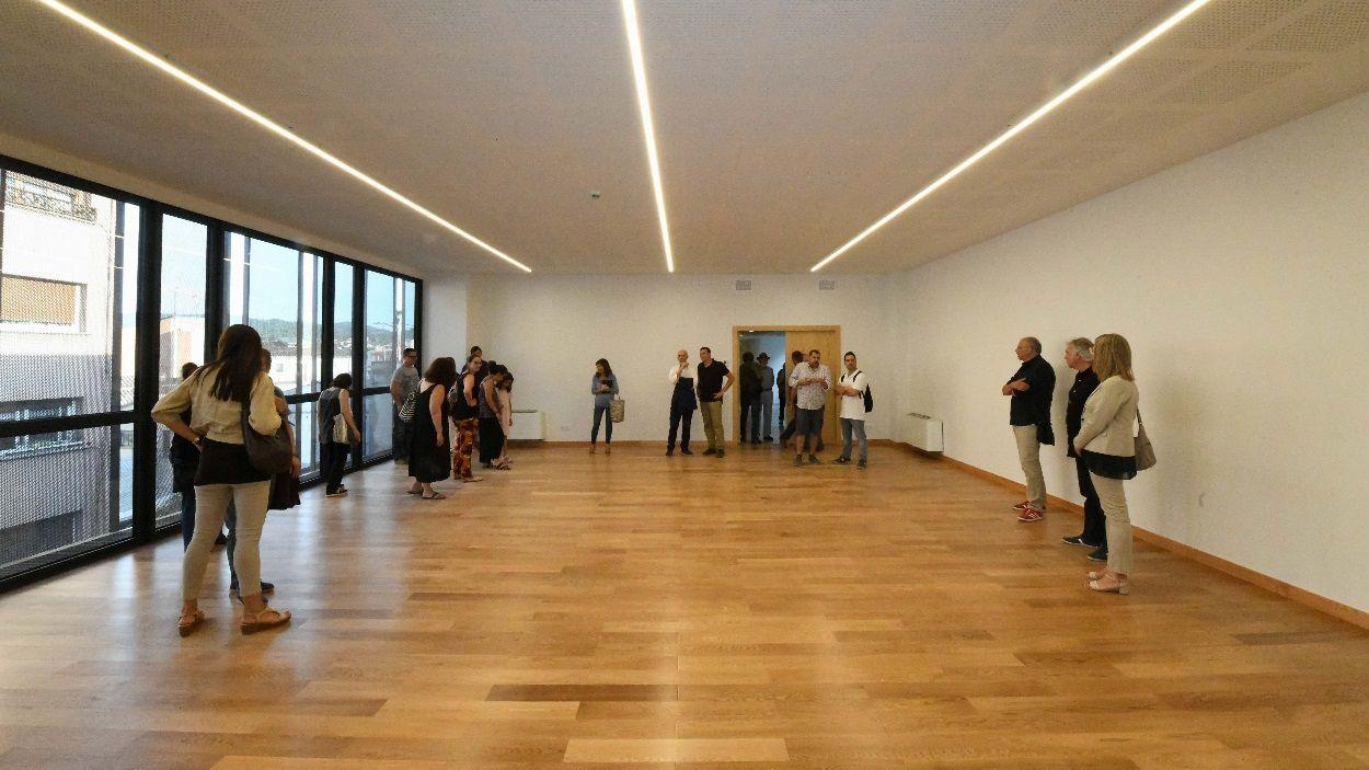 Imatge d'arxiu del nou edifici de la Unió / Foto: Ajuntament