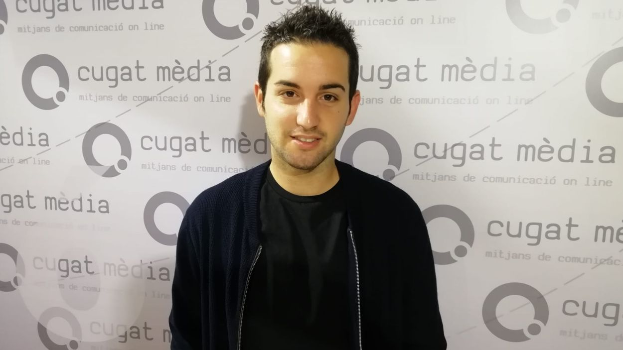 Albert Ballesteros ha publicat 'Pep Táctico' / Font: Cugat Mèdia