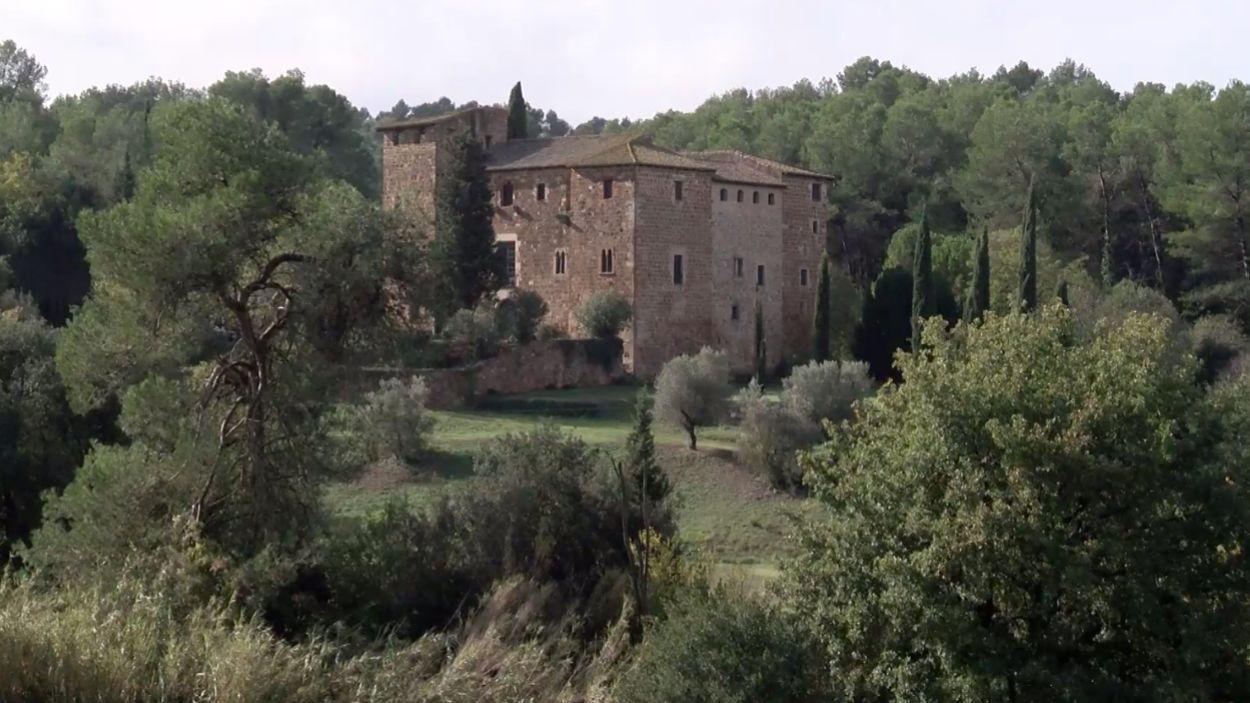 Una imatge d'arxiu de la masia de Torre Negra / Foto: Cugat Mèdia