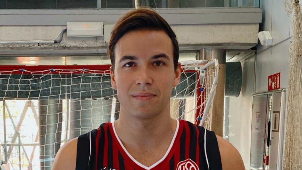 Álex Olivé aportarà experiència a Lliga EBA / Font: UESC