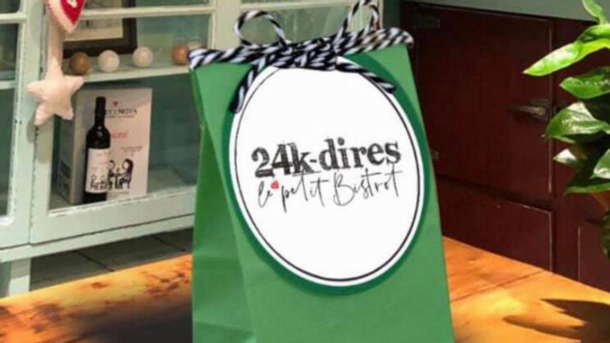 El 24K-dires ara cuina perquè t'ho portis a casa / Foto: 24K-dires