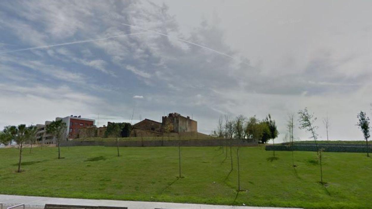 Comença la rehabilitació de la Masia Can Canyemeres de Volpelleres / Font: Google Street View