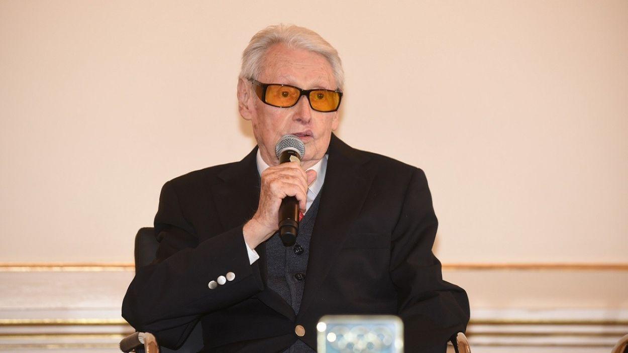 Josep Lluís Vilaseca durant un acte / Font: Secretaria General de l'Esport