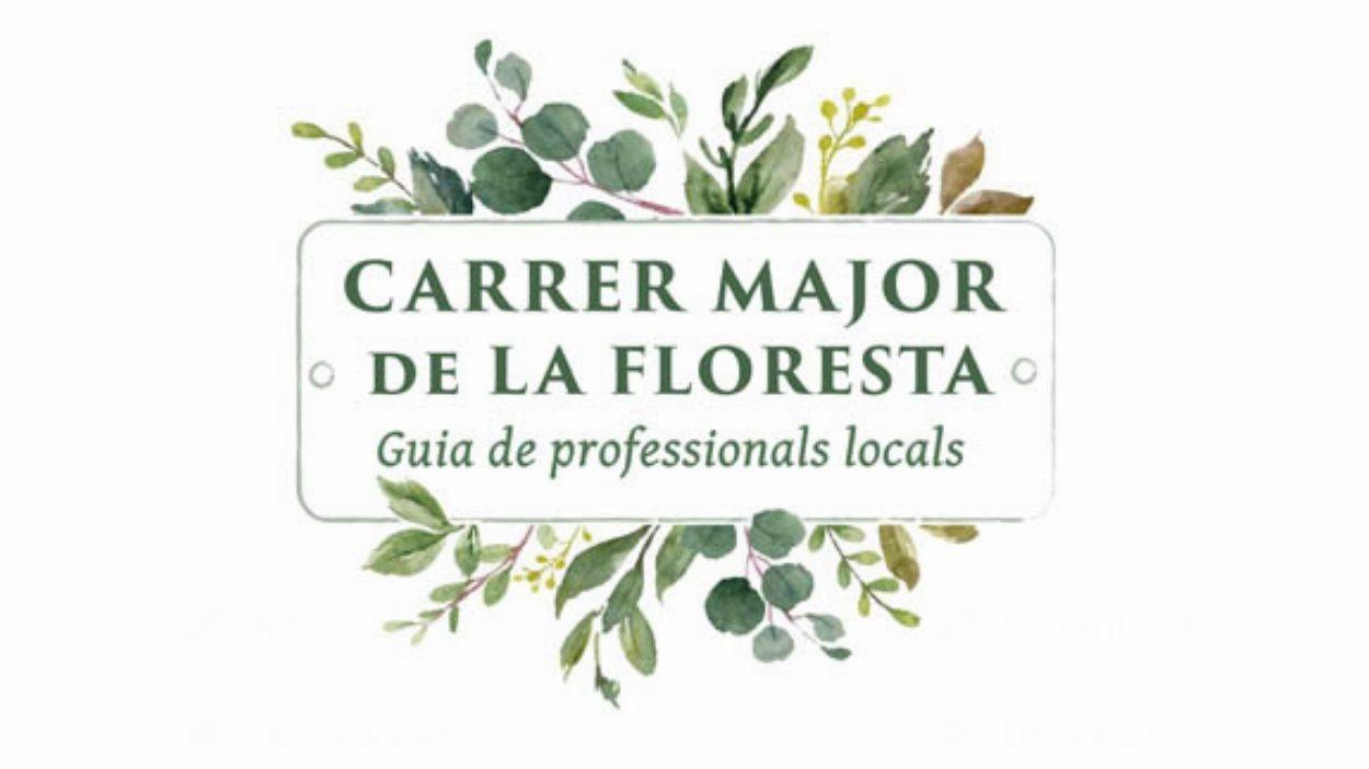 Cartell de la proposta / Foto: Web del Carrer Major de la Floresta