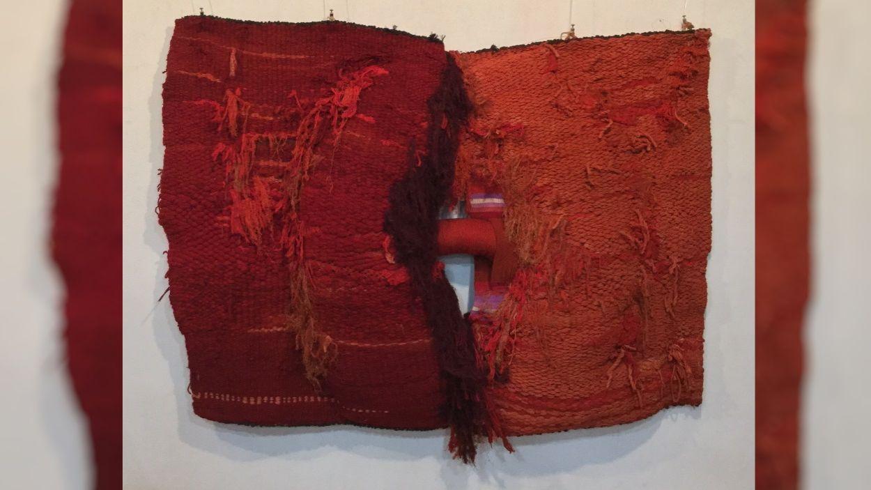 'Lligam', de Josep Grau-Garriga / Foto: Centre Grau-Garriga d'Art Tèxtil Contemporani