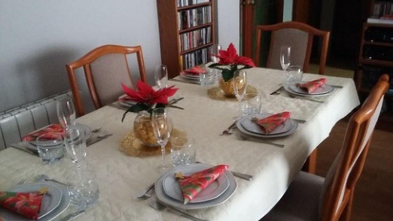 Els dinars de Nadal seran de màxim 10 persones / Foto: Cugat Mèdia