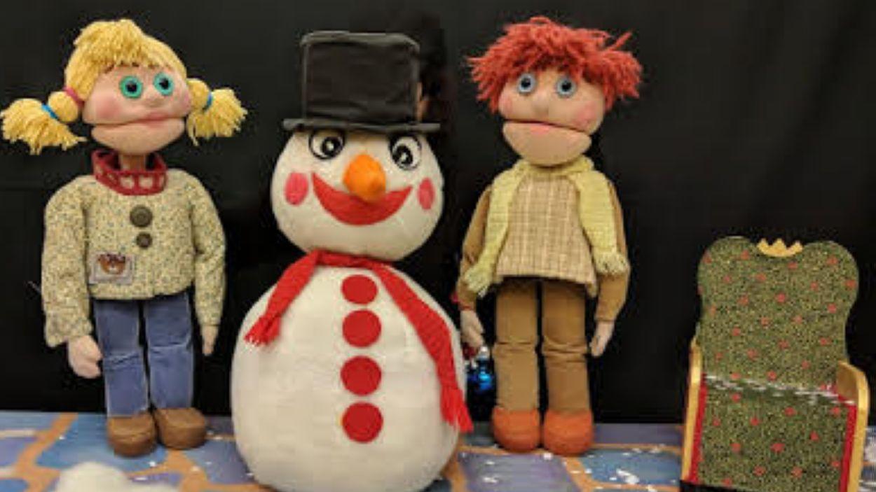 Imatge d'un dels espectacles de titelles que es representaran durant el Nadal / Foto: Cedida
