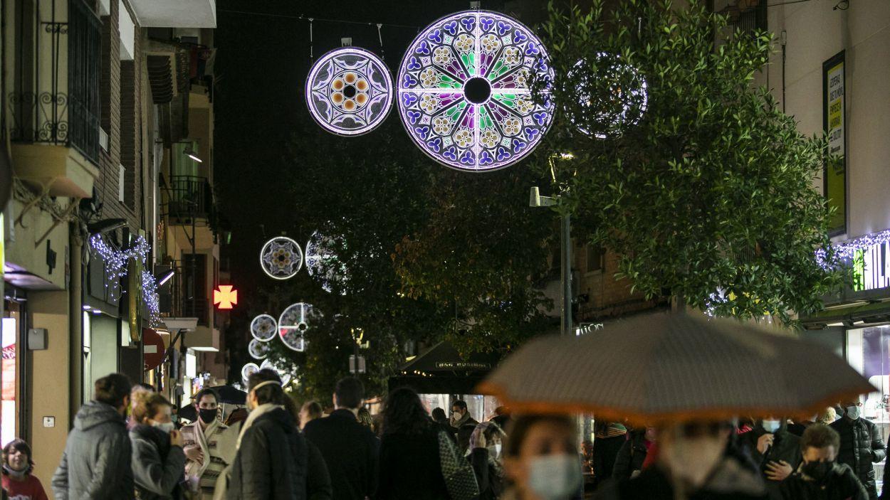 Sant Cugat viurà un Nadal diferent / Foto: Lali Puig - Ajuntament de Sant Cugat
