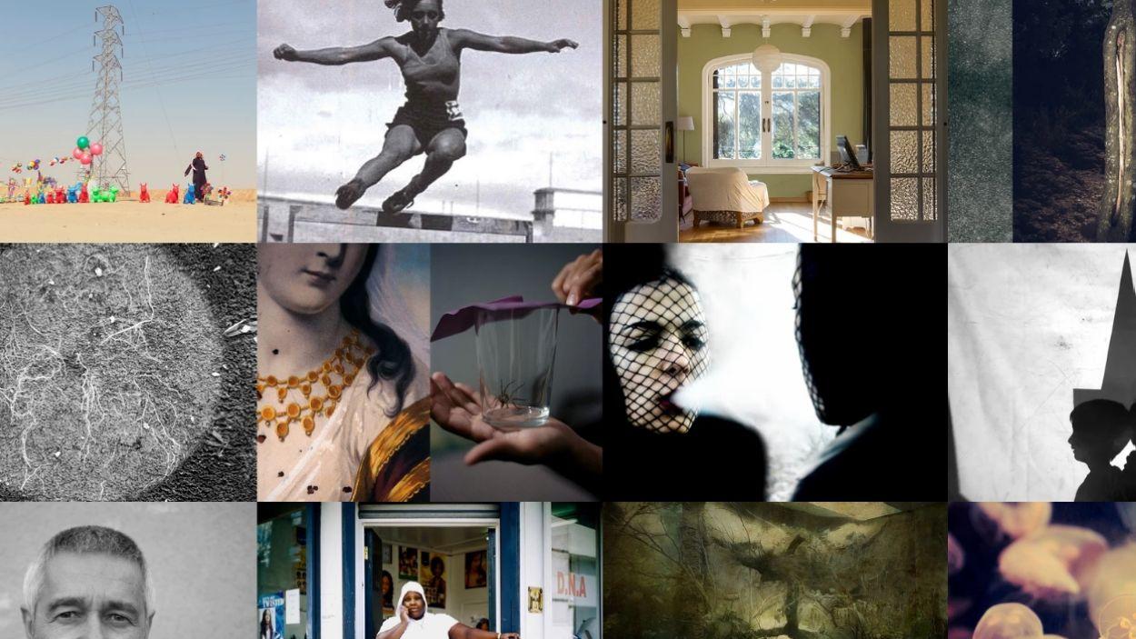 Les imatges de Lumínic tindran més canals per mostrar-se / Foto: Captura de pantalla luminicfestival.com