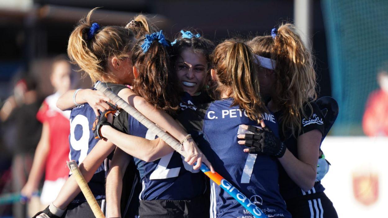 El Junior s'ha classificat per a la final de la Copa de la Reina / Font: RFEH