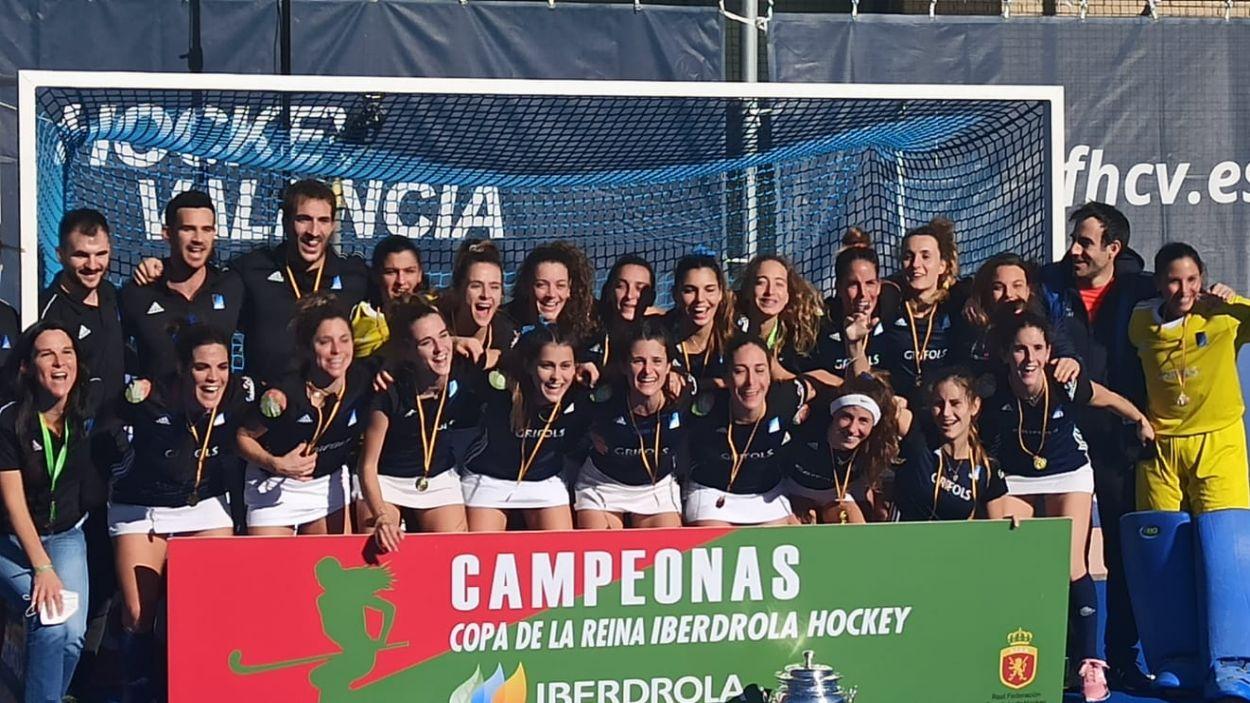 El Junior, campió de la Copa de la Reina / Font: Junior FC