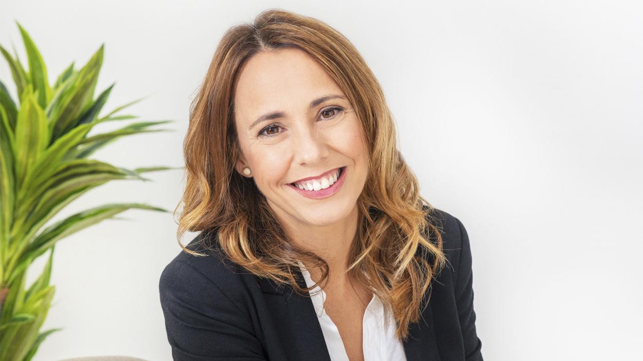 Mònica Lablanca, directora de Cugat Mèdia i vicepresidenta de la Federació de Mitjans de Comunicació Locals de Catalunya / Foto: Cugat Mèdia