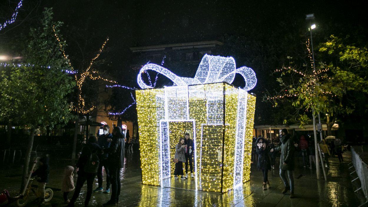 Sant Cugat s'acomiada de les festes de Nadal / Foto: Localpres (Lali Puig)