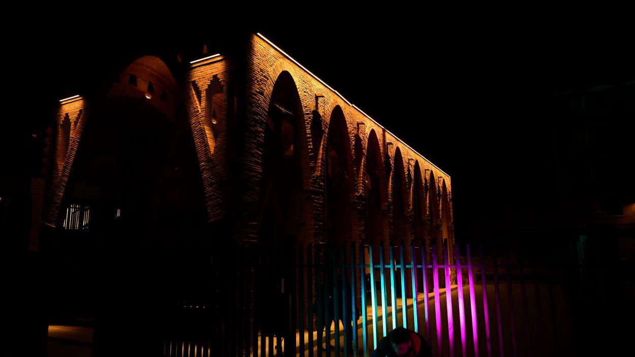 Imatge d'arxiu del Celler de nit / Foto: Ajuntament