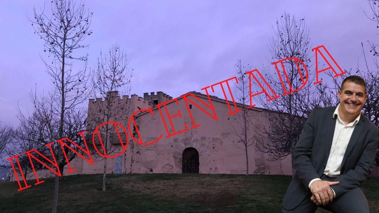 La notícia de Can Canyameres era una innocentada / Foto: Cugat Mèdia