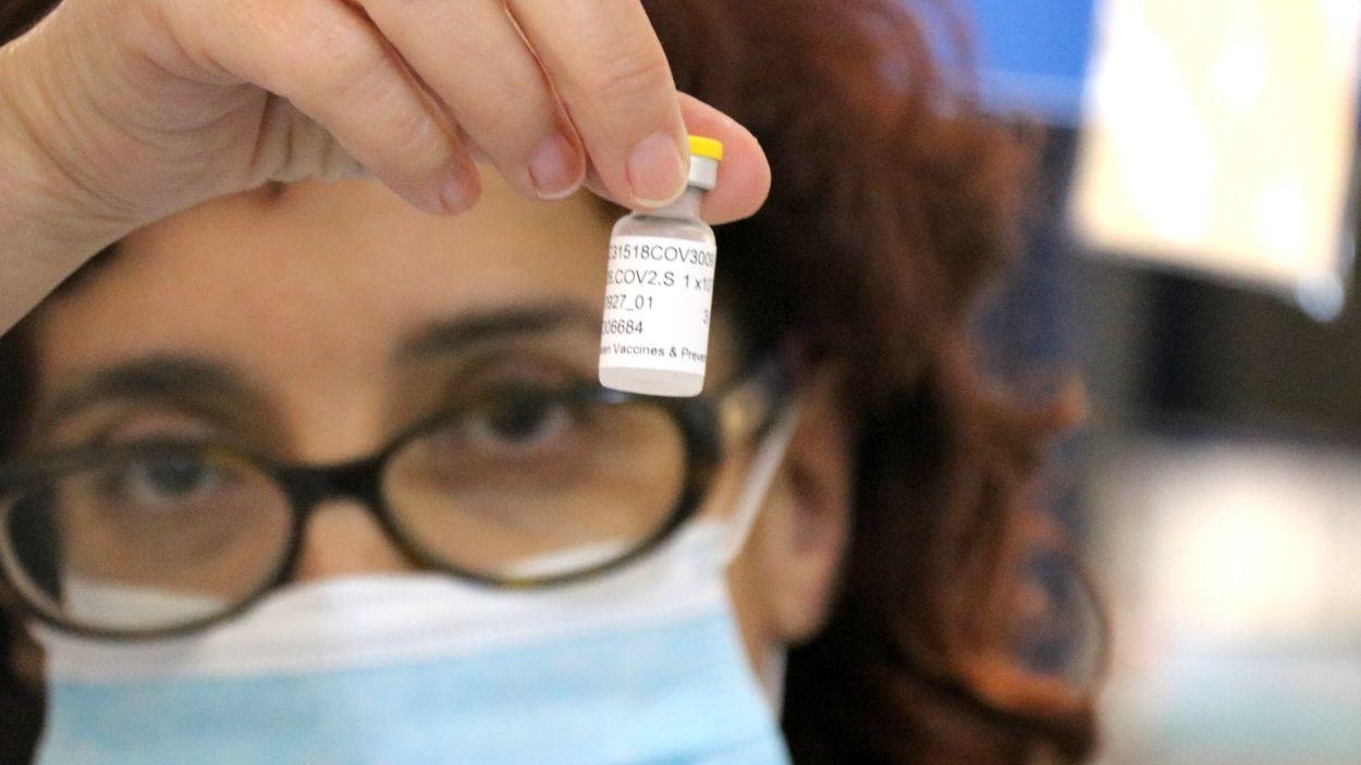 La vacuna de la covid ja s'està posant a Catalunya / Foto: ACN