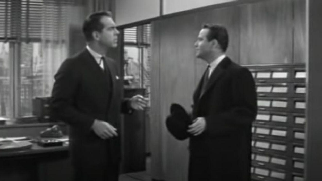 Fotograma de la pel·lícula 'L'apartament' / Foto: YouTube