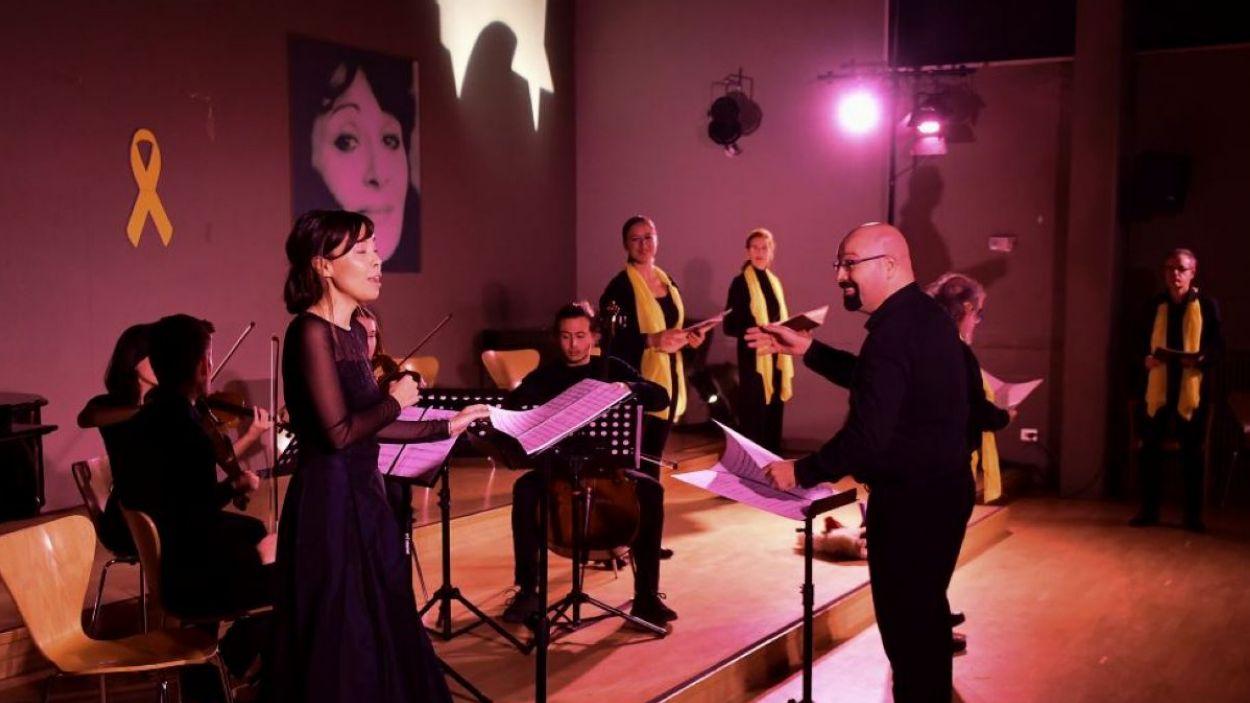 'Per Nadal fem el Poema' torna el 9 de gener de 2021/Foto: Associació Amants del Teatre
