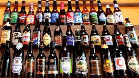 Els amants de la cervesa, citats al Matilda i el Xarlot