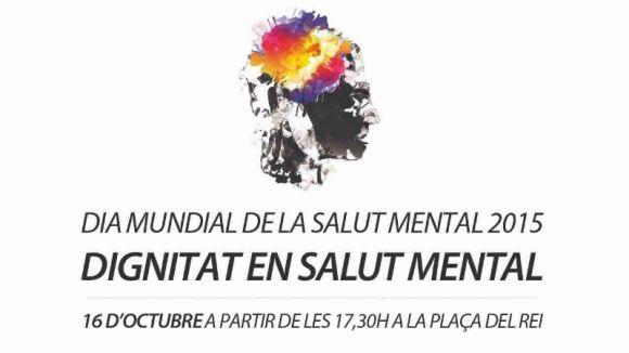 Sant Cugat commemora avui el Dia Mundial de la Salut Mental