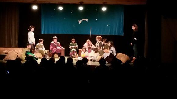 'Figuretes i cançons' transporta els més petits al món nadalenc dels pastorets
