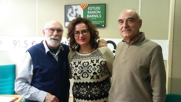Míriam Alamany visita el 'Molta comèdia' per parlar de Maria Estuard
