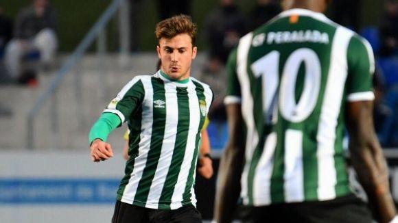 Iu Ranera fitxa per l'Almeria B amb el somni de convertir-se en futbolista professional
