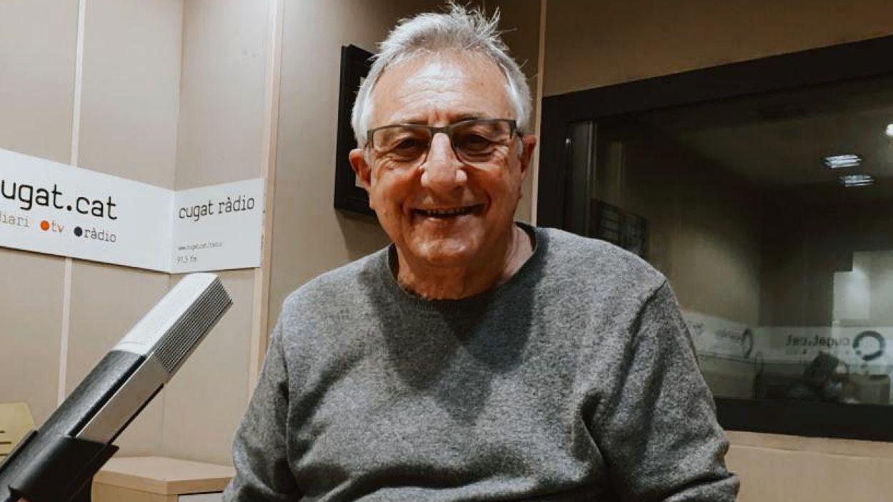 Víctor Alexandre, escriptor i periodista / Foto: Cugat Mèdia