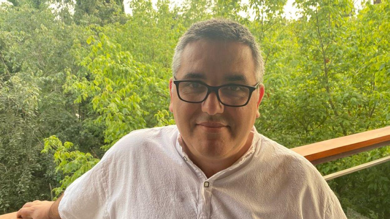 Miguel Jiménez, president del CPA / Foto: cedida