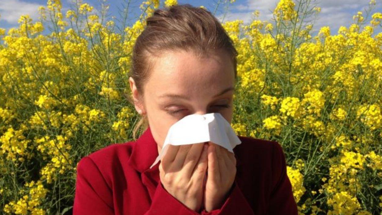 Jordina Belmonte, biòloga: 'Cal no confondre els símptomes de l'al·lèrgia amb el coronavirus'