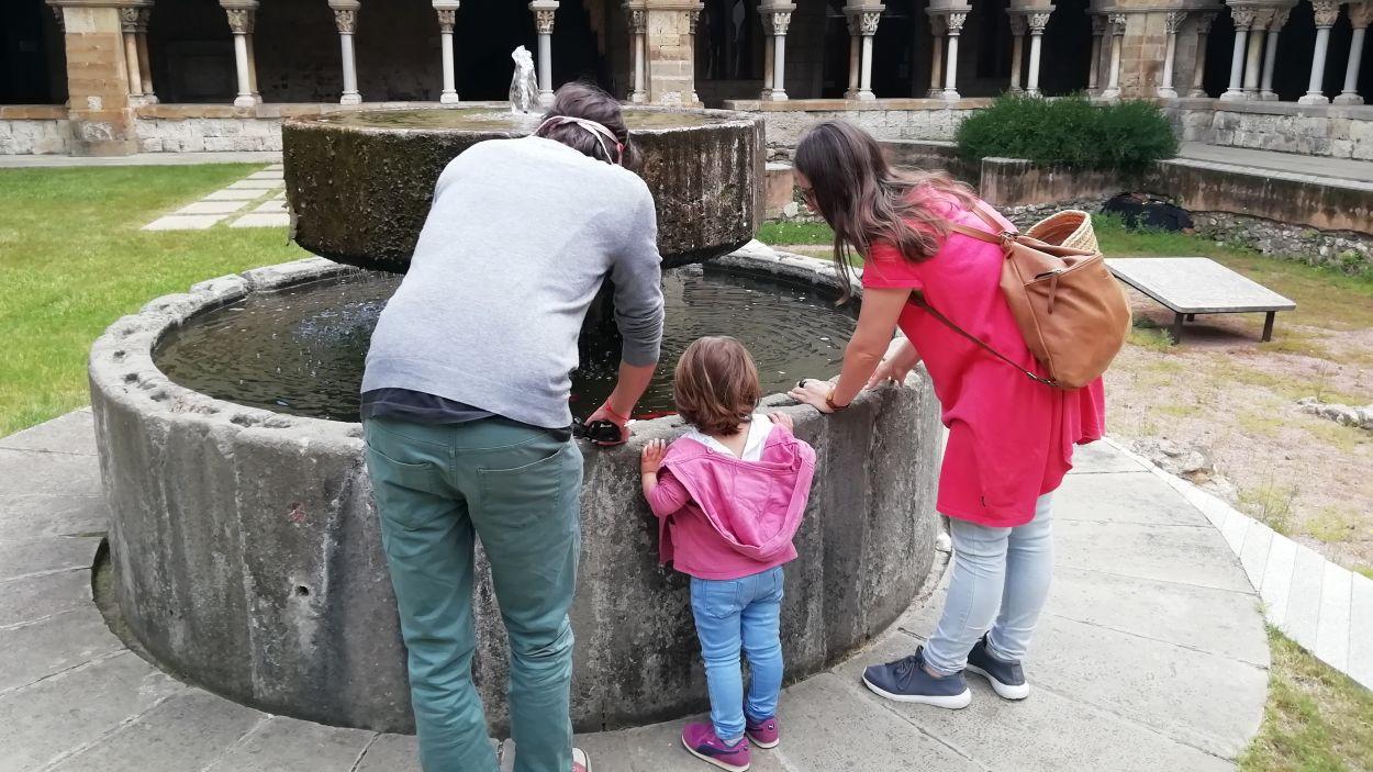 El Museu de Sant Cugat acull visitants des d'aquesta setmana / Font: Cugat Mèdia