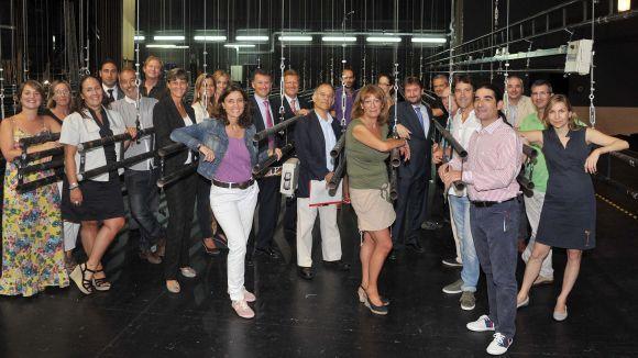 639.000 espectadors i prop de 1.000 propostes en 20 anys de Teatre-Auditori