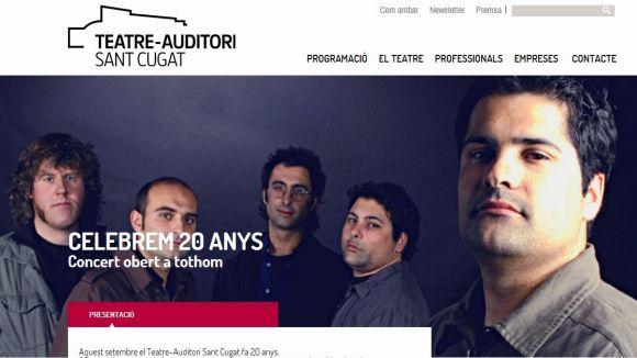 El Teatre-Auditori convida a la seva festa d'aniversari