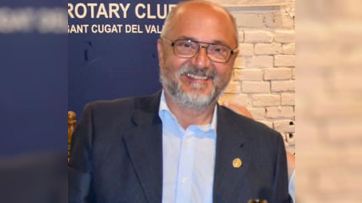 Juanjo Pérez / Foto: Rotary Club