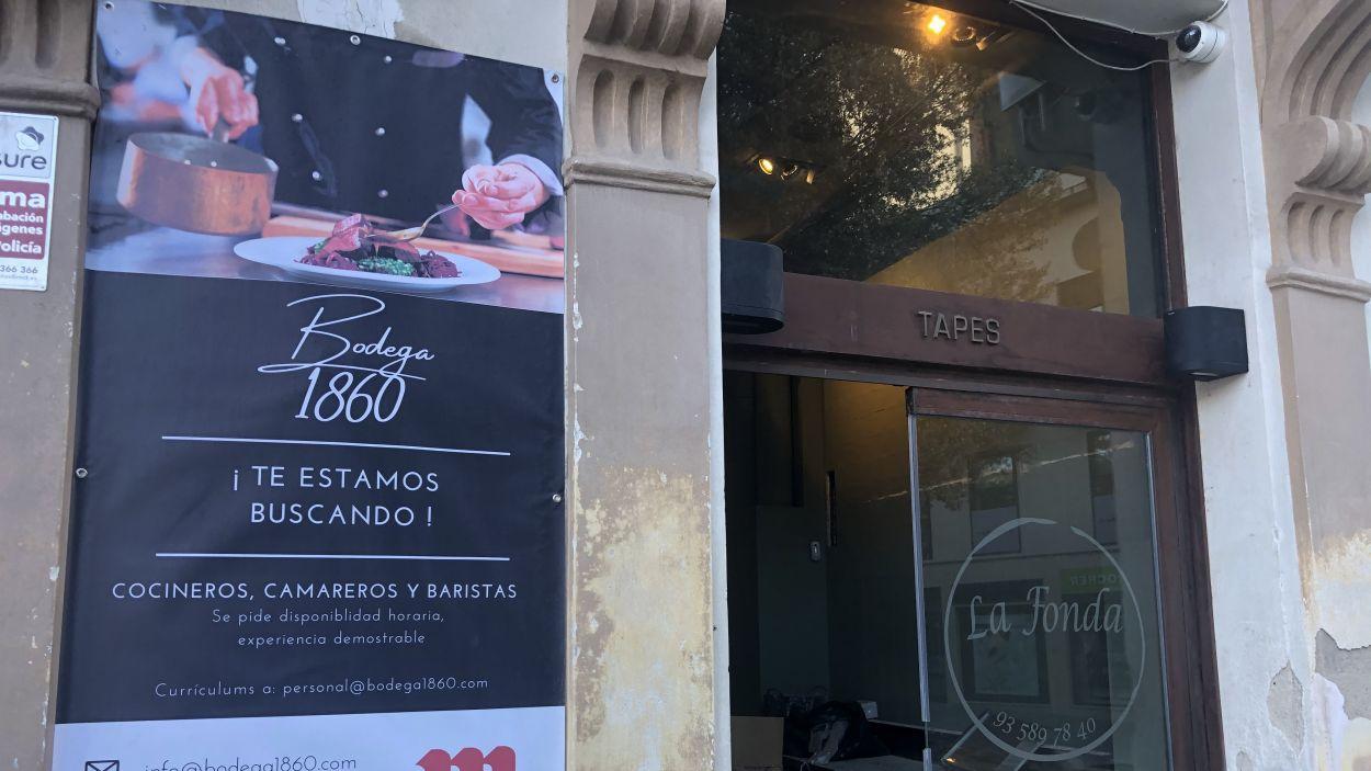Un nou restaurant de tapes substituirà La Fonda de la plaça d'Octavià