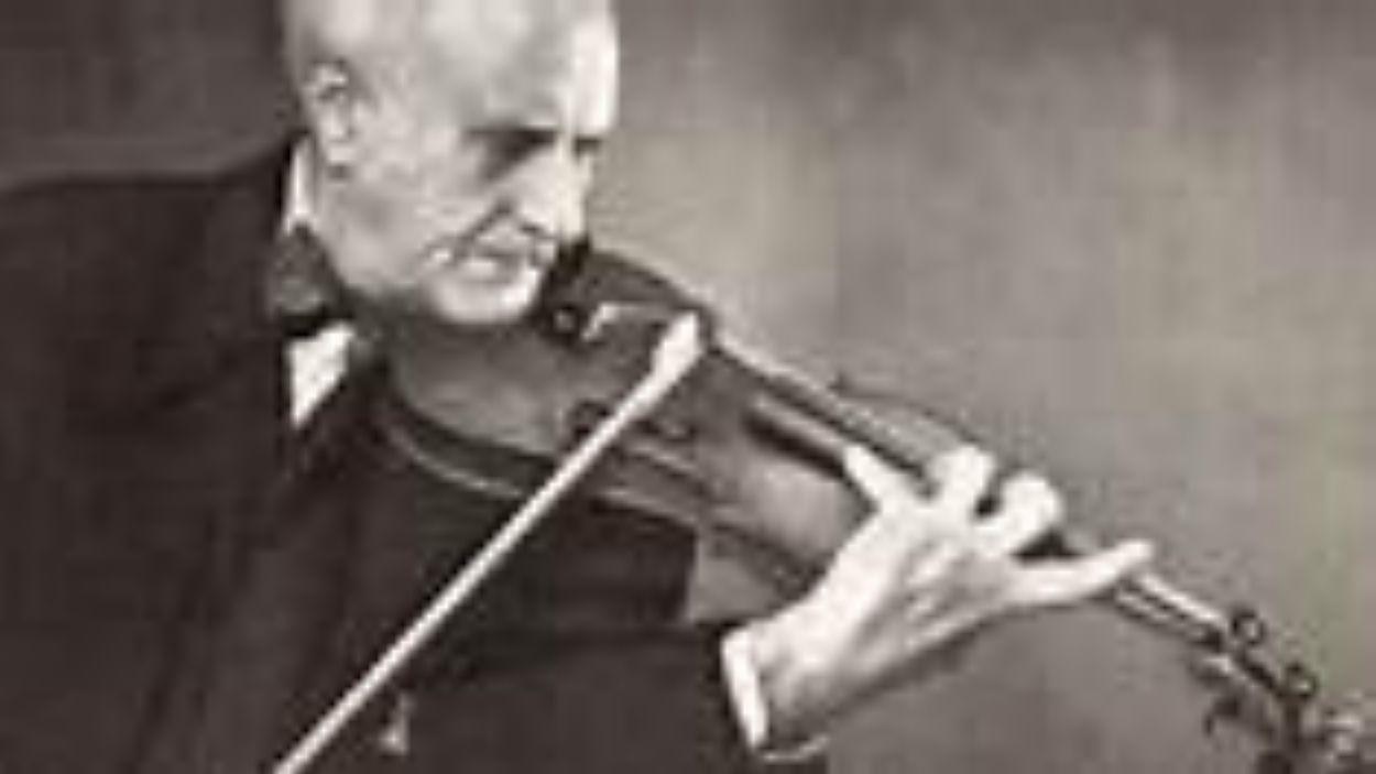 Sant Cugat recordarà Joan Manén amb un concert al Conservatori