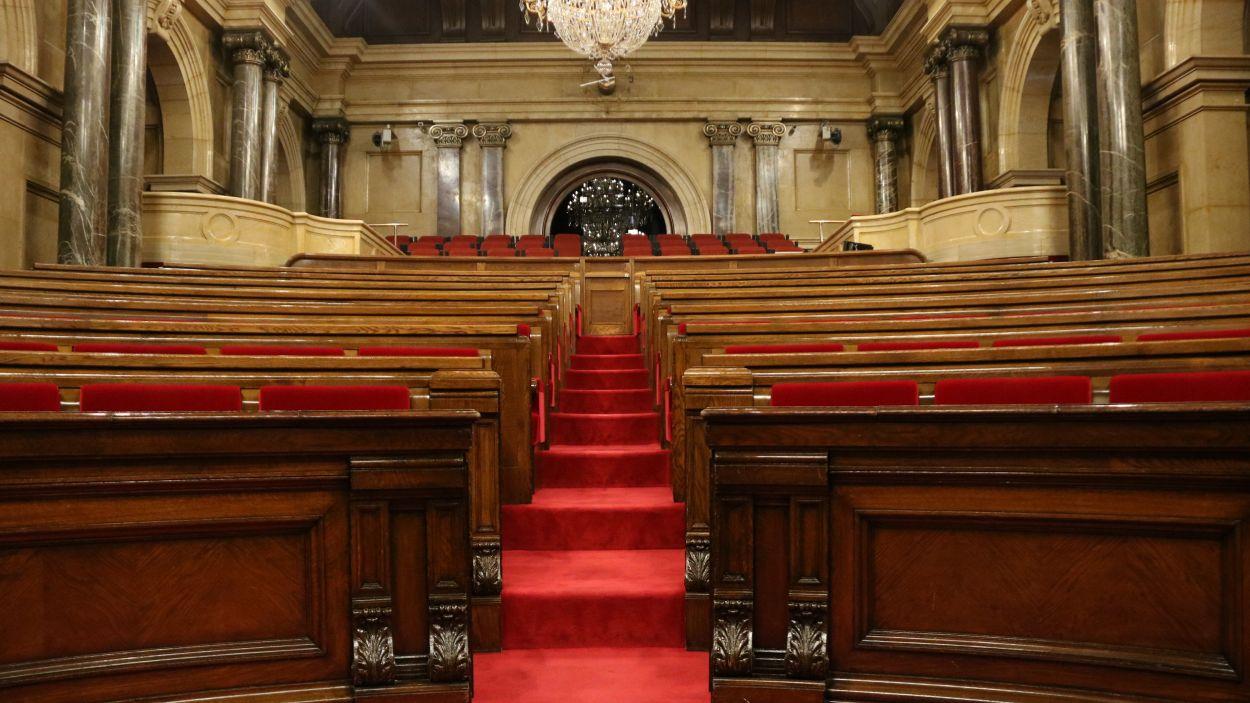 Imatge d'arxiu del Parlament de Catalunya / Foto: ACN