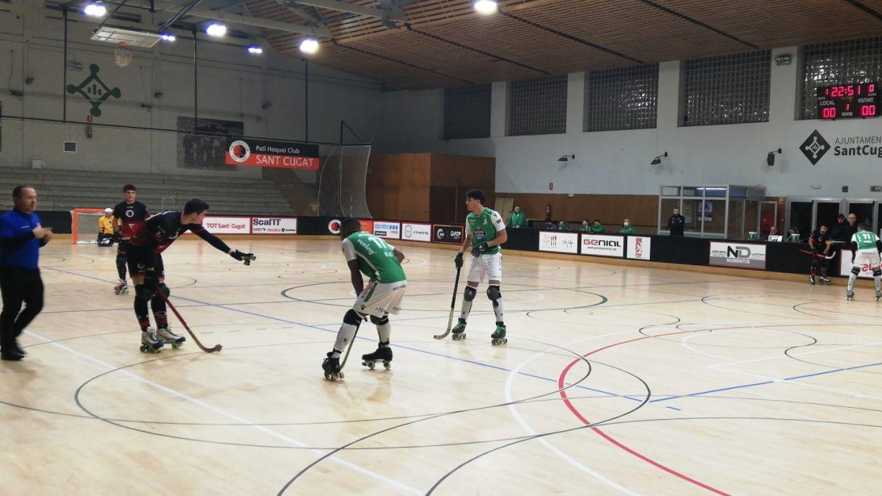 El Patí Hoquei afronta dos partits vitals el 13 i 14 de febrer / Font: Cugat Mèdia