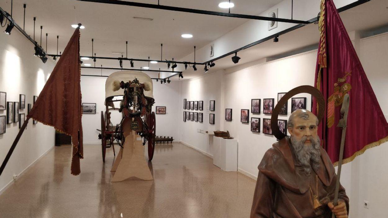 La mostra es pot veure a la Casa de Cultura de Sant Cugat fins al 4 de març / Foto: Cugat Mèdia